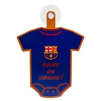 Barcelona Kit Baby On Board Sign