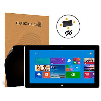 Celicious Privacy Plus 4-Way Anti-Spy Filter Screen Protector Film Compatible with Microsoft Surface Pro 2