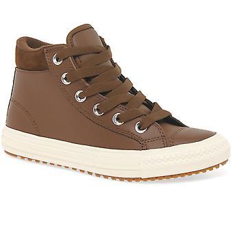 Converse All Star Hi Lace Boys Junior Boots