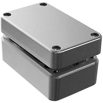 Universal enclosure 130 x 80 x 60 Aluminium Grey Deltron Enclosures 488-130806A 1 pc(s)