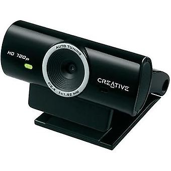 HD webcam 1280 x 720 pix Creative Labs LIVE CAM SYNC HD 720P Stand, Clip