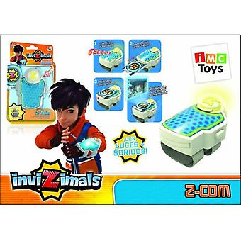 IMC Toys Invizimals Z-Com (Toys , Action Figures , Play Weapons And Accessories)