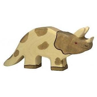 Goki Triceratops (Toys , Dolls And Accesories , Miniature Toys , Animals)