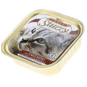 Stuzzy Cat Turkey cat (cats, food, moist food)