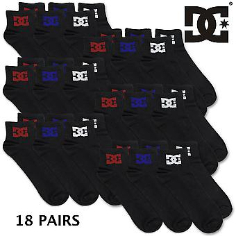 6 x socks DC Shoes 3-Pack