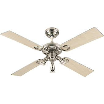 "Westinghouse ceiling fan Pearl maple 105 cm / 42"" with light"