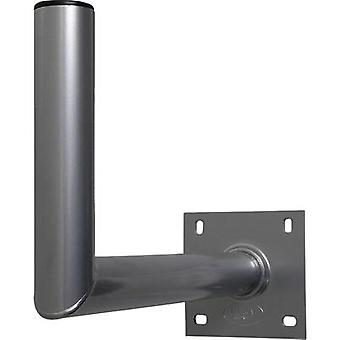 SAT wall mount A.S. SAT Projection distance: 45 cm Suitable for dish size: Ø up to 90 cm Silver