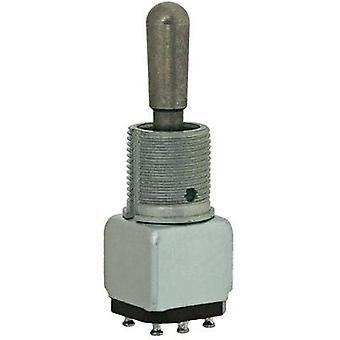 Honeywell 12TW1-3 5A Miniature Toggle Switch, , 125Vac