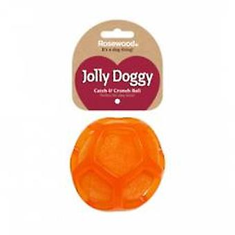 Jolly Doggy fangst & Crunch bold 7cm (pakke med 3)