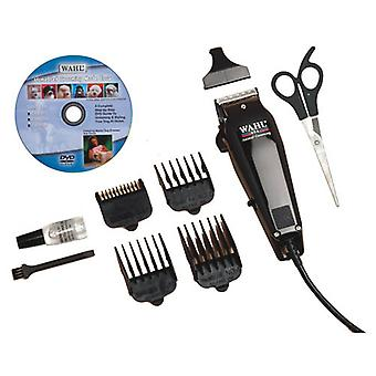 Wahl Multicut Pet Clipper Kit med Dvd