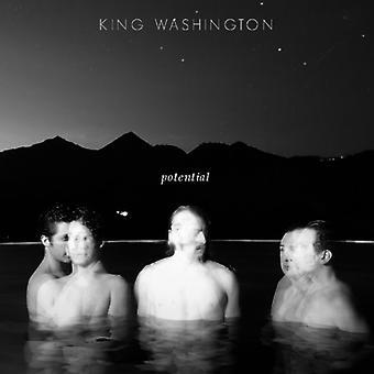 King Washington - potentielle [Vinyl] USA import