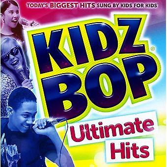 Kidz Bop Kids - Kidz Bop ultimative Hits [CD] USA import