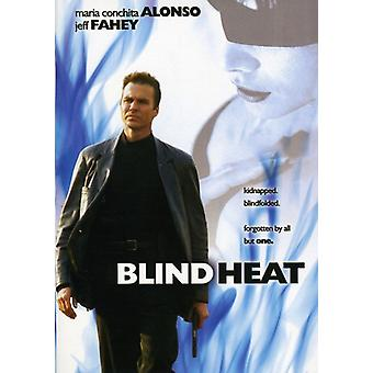 Blind varme [DVD] USA importerer