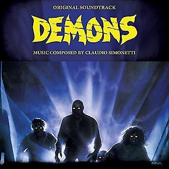 Claudio Simonetti - dæmoner / O.S.T. (30th Anniversary Edition) [Vinyl] USA import