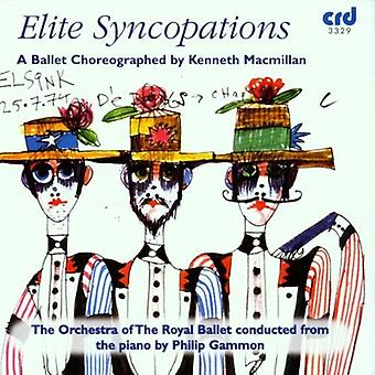 Phillip Gammon & orkester - Elite Syncoper [CD] USA importerer