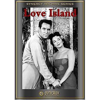 Kærlighed Island [DVD] USA importerer