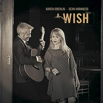 Karen Oberlin - Wish [CD] USA import
