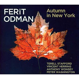 Importieren Sie Ferit Odman - Herbst in New York [CD] USA
