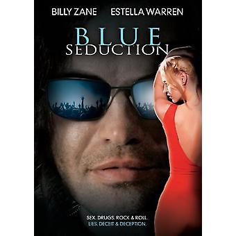 Blue Seduction [DVD] USA import