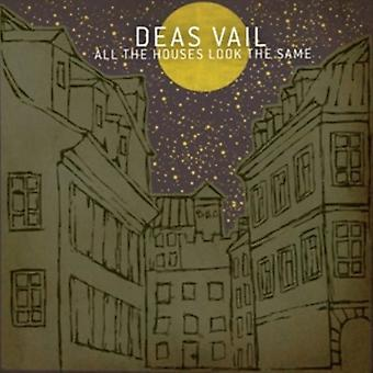 Deas Vail - All the Houses Look the Same [CD] USA import