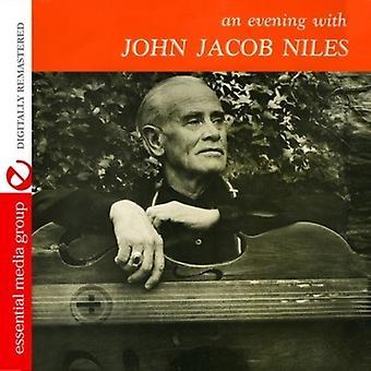 John Niles Jacob - Evening with John Jacob Niles [CD] USA import