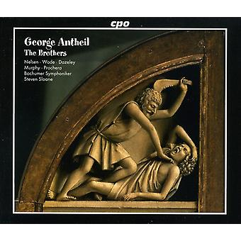 G. Antheil - George Antheil: The Brothers [CD] USA import