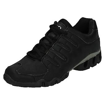Mens Airtech Lace Up Trainers Alliance