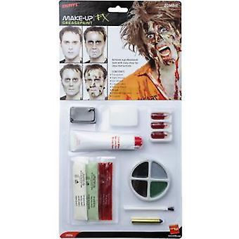 Smiffys Zombie Latex Kit (Costumes)