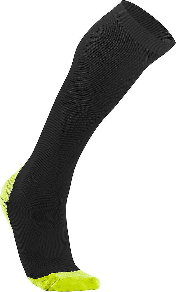 2XU women's compression prestanda strumpa svart - WA2443e-0210