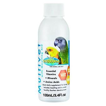 Vetafarm Multivet płyn 100ml