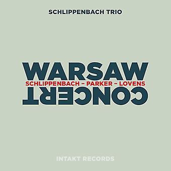 Alexander Von Schlippenbach - Warszawa [CD] USA import
