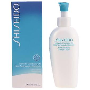 Shiseido After Sun Ultimate Cleansing Oil 150 ml (Cosmetics , Body  , Sun protection)