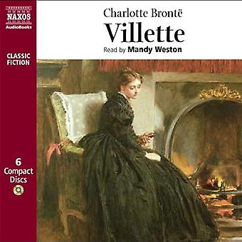 Charlotte Bronte - Villette [CD] USA import
