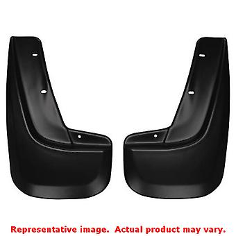 Husky Liners 56921 Black Custom Molded Mud Guards   FITS:TOYOTA 2010 - 2013 4RU