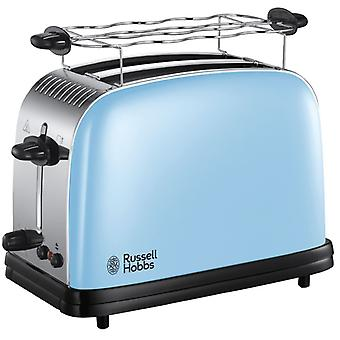 Russell Hobbs Toaster Heavenly Blue 2 Disc