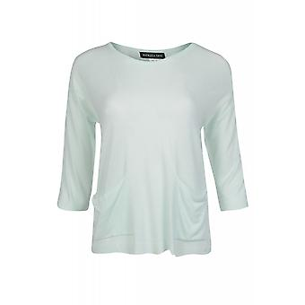 PATRIZIA DINI by heine ladies round neck pullover pullover turquoise