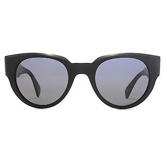Paul Smith Keasden Sunglasses In Semi Matte Onyx Polarised
