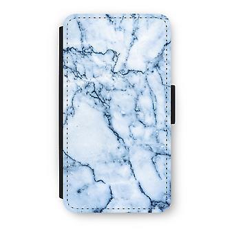 Samsung Galaxy A3 (2016) Flip Case - blå klinkekule