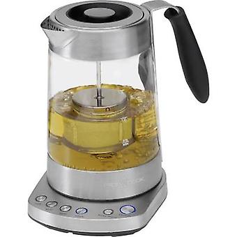 Coffee/tea maker Profi Cook PC-WKS 1020 G Stainless steel, Glassy