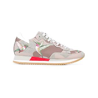 Philippe model ladies TBLDBG03 multicolor leather sneakers