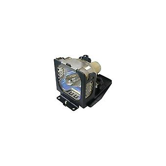 GO Lamps-Projector lamp (equivalent to: 610-346-4633, POA-LMP138) 225-Watt, user-replaceable UHP-2700 hours/hours-for Sanyo PDG-DWL10