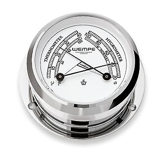 Wempe maritime chronometer works Comfortmeter pirate II CW020007