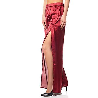 Tamaris Palazzo pants trousers short size Red