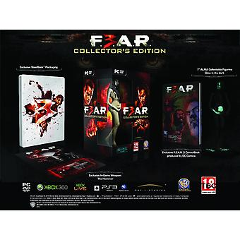 F.e.a.r. 3 (frygt 3): collector's Edition (PC DVD) (ny)