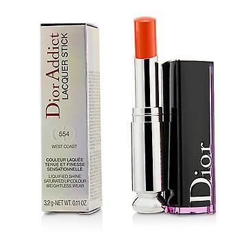 Christian Dior Dior Addict Lacquer Stick - # 554 West Coast - 3.2g/0.11oz