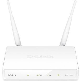 D-Link DAP-1665 DAP-1665 WiFi access point 1.2 Gbit/s 2.4 GHz, 5 GHz