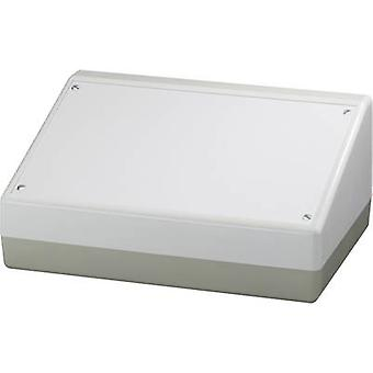 Desk casing 220 x 100 x 156 Acrylonitrile butadiene styrene, Aluminium Aluminium (anodised) OKW AS054486 1 pc(s)