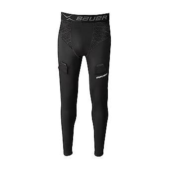 Pantalon de Bauer high compression Jock (long pantalon) senior