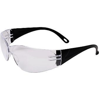 CAT arbetskläder Mens & Womens/damer Jet säkerhet ram glasögon glasögon