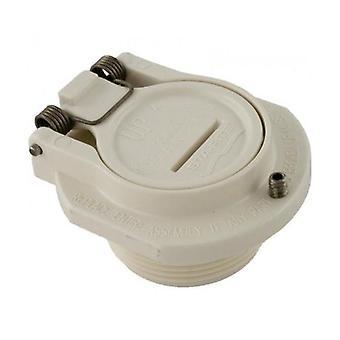 Pentair GW9530 Vac Port Snap-Lock Rohbauteil für Pool oder Spa Reiniger